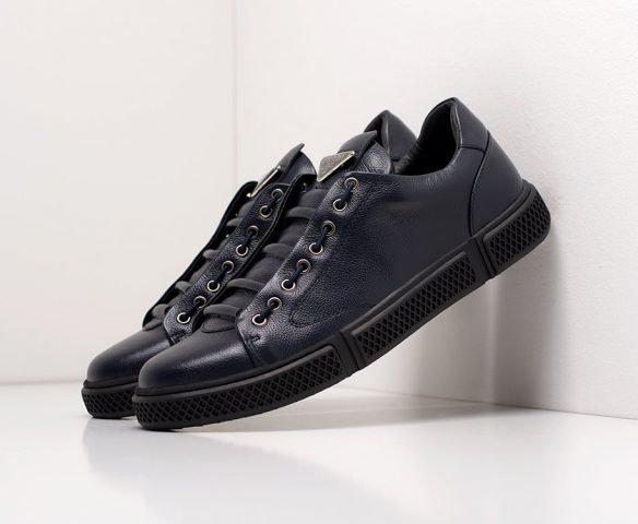 Prada leather black
