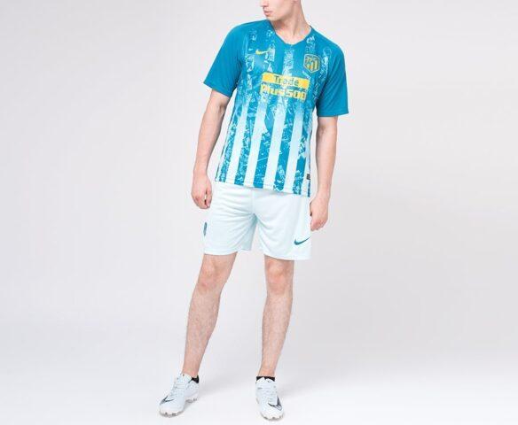 Футбольная форма Nike FC Atletico Madrid синяя