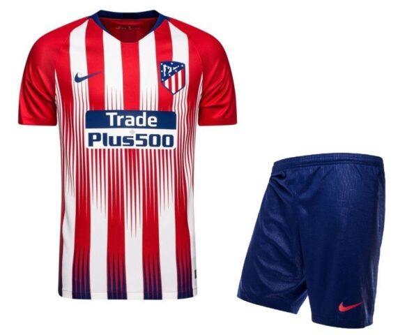 Футбольная форма Nike FC Atletico Madrid red