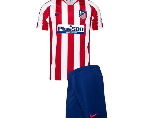 Футбольная форма Nike FC Atletico Madrid красно-белая