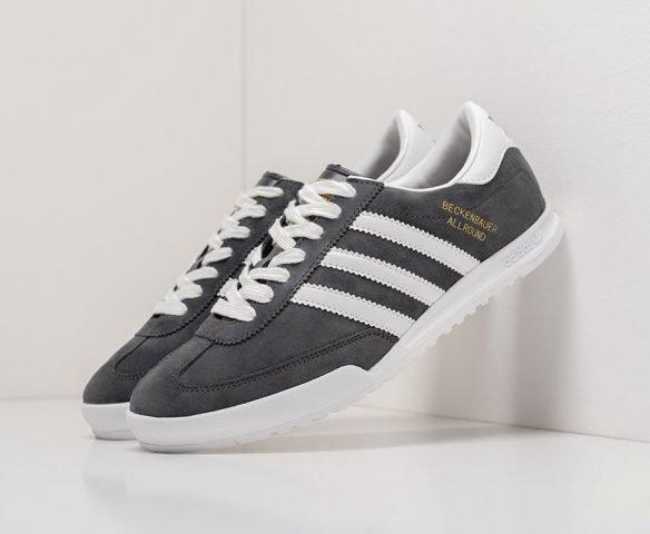 Adidas Beckenbauer grey