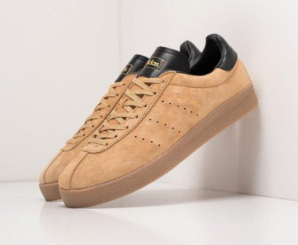 Adidas Topanga коричневые