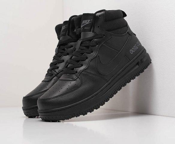 Nike Air Force 1 Low Gore-Tex черные