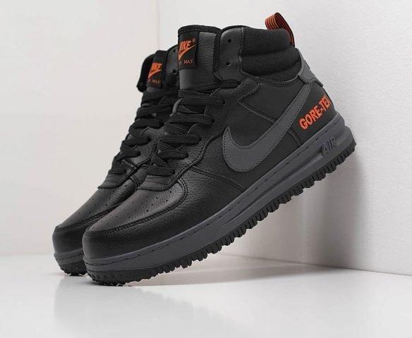 Nike Air Force 1 Low Gore-Tex black