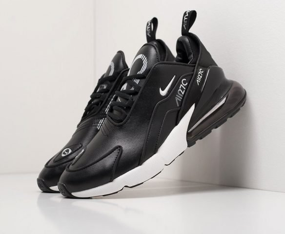 Nike Air Max 270 leather black