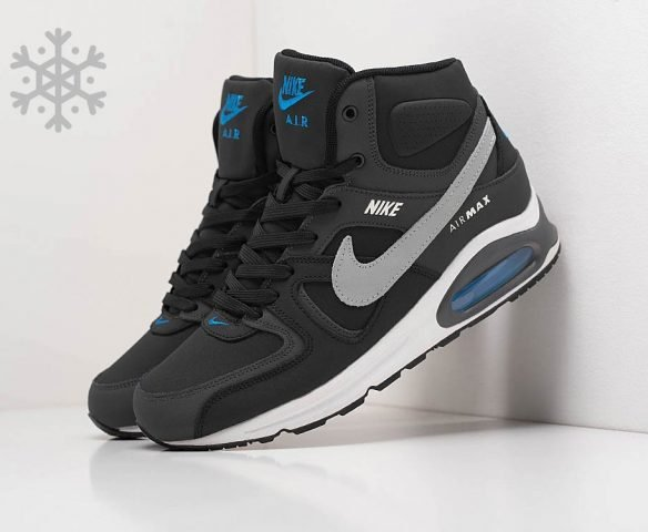 Nike Air Max Command Leather черные