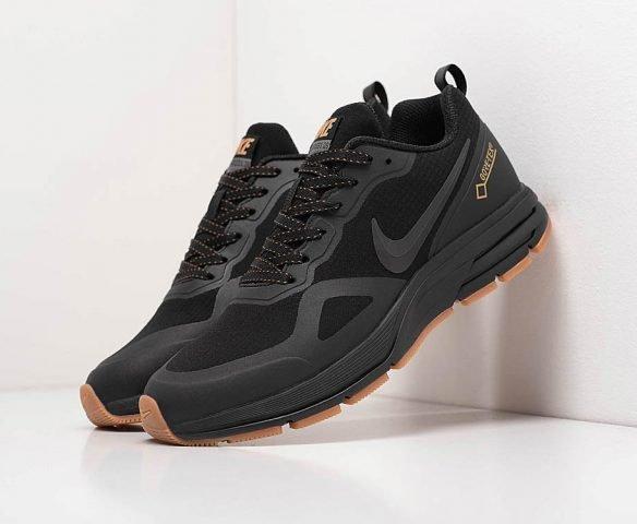 Nike Air Pegasus +30 черные беговые