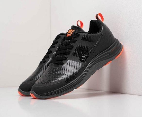 Nike Air Pegasus +30 leather black