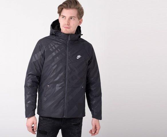 Куртка Nike серая
