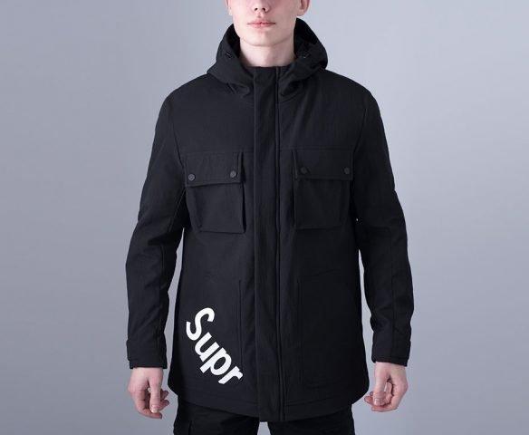 Куртка Supreme черная