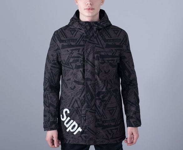 Куртка Supreme black