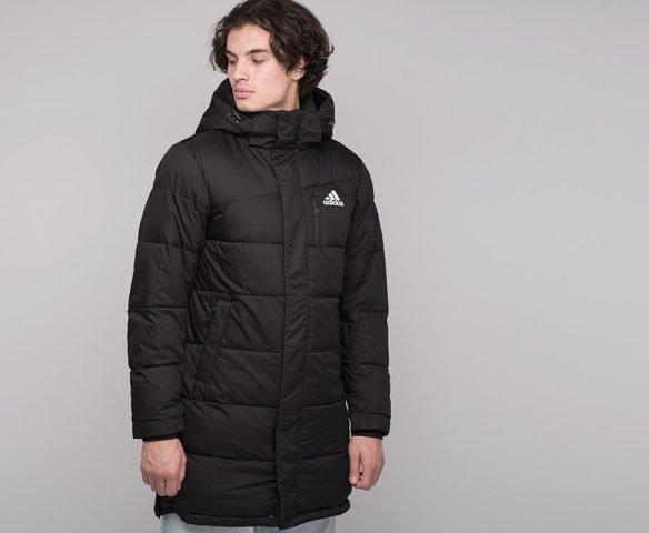 Куртка зимняя Adidas black