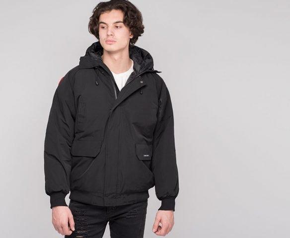 Куртка зимняя Canada Goose black