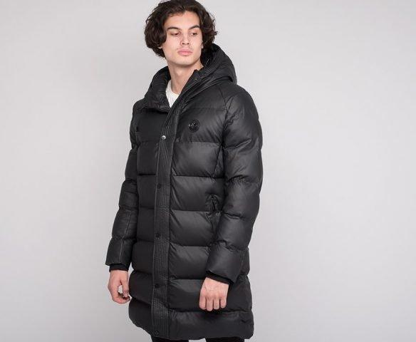 Куртка зимняя Emporio Armani черная