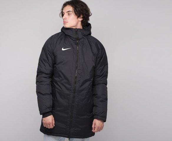 Куртка зимняя Nike black