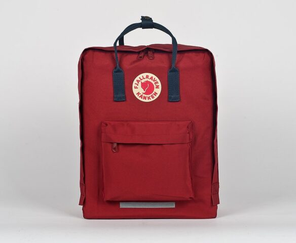 Рюкзак Fjallraven Kanken красный