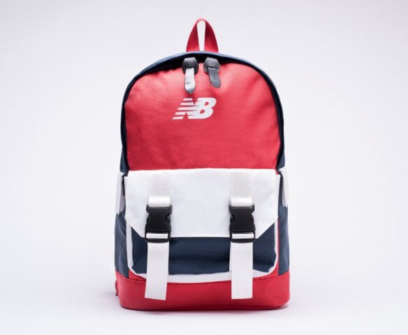 Рюкзак New Balance красный