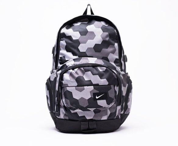 Рюкзак Nike черно-серый