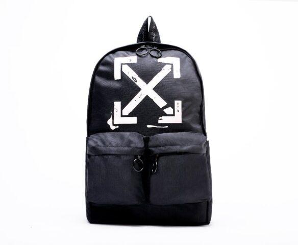 Рюкзак OFF-WHITE black