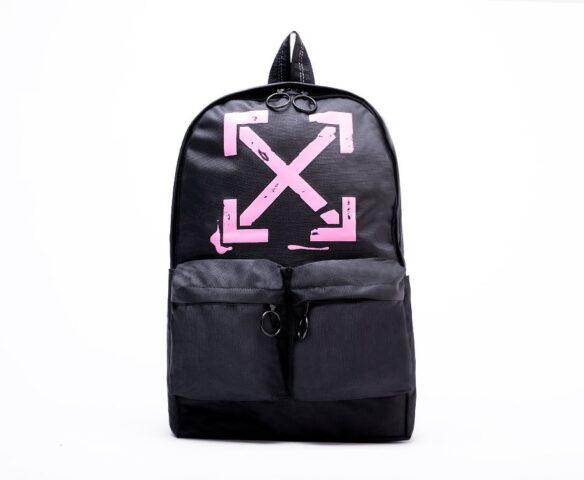 Рюкзак OFF-WHITE black-pink
