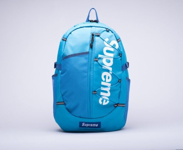 Рюкзак Supreme светло-синий