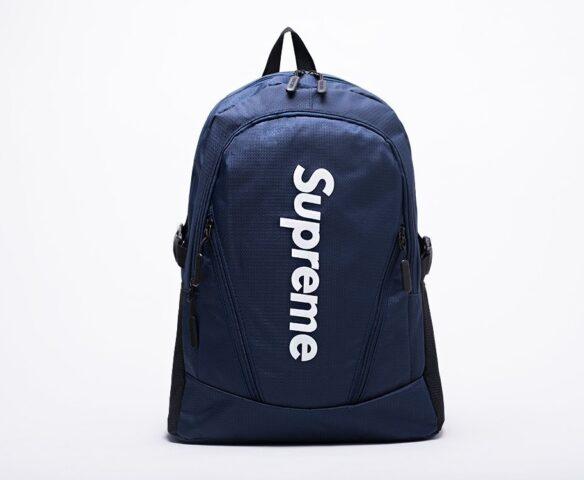 Рюкзак Supreme темно-синий
