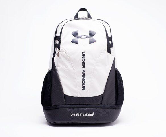 Рюкзак Under Armour бело-черный