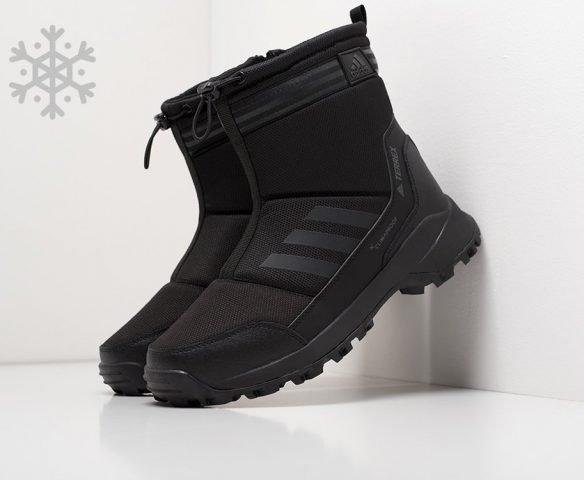 Сапоги Adidas черные