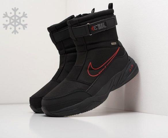 Сапоги Nike black-red