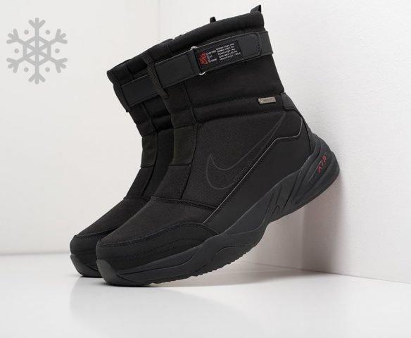 Сапоги Nike черные