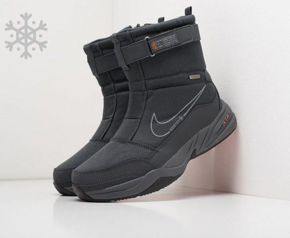 Сапоги Nike black-grey