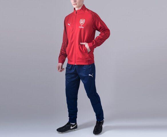 Спортивный костюм Puma FC Arsenal красный