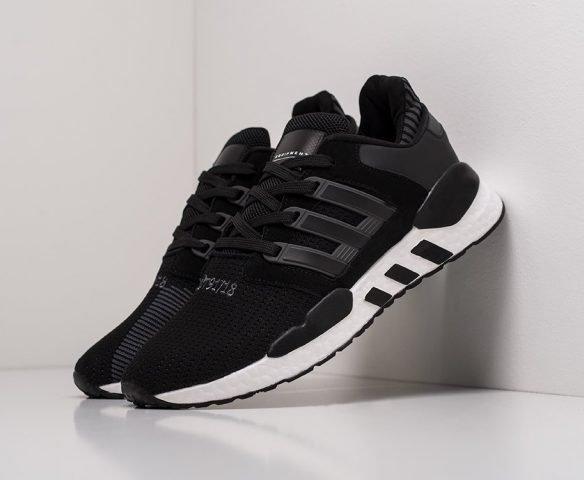 Adidas EQT Support ADV черные с белым