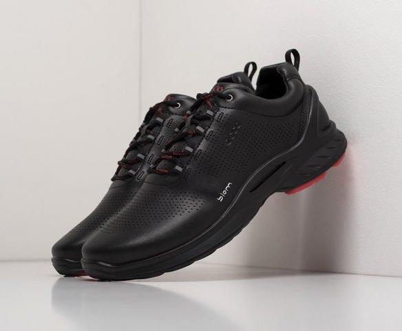Ecco Biom leather black