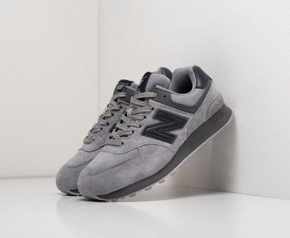 New Balance 574 grey-black
