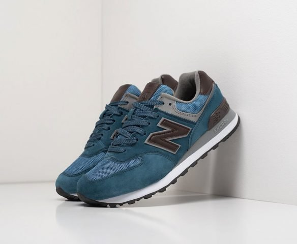New Balance 574 grey-blue