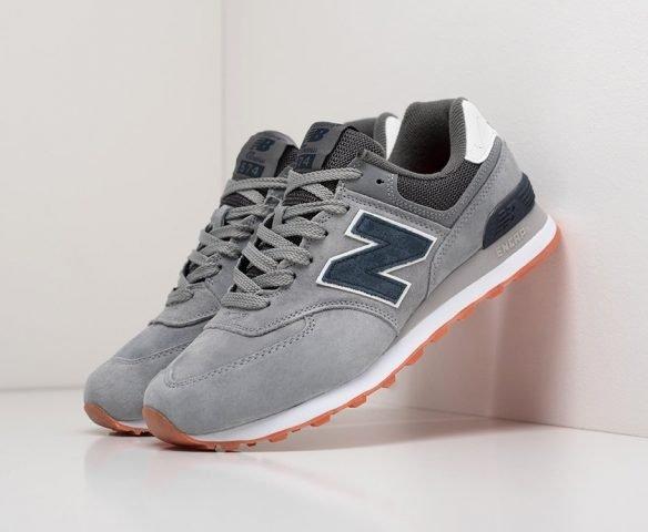 New Balance 574 светло-серые