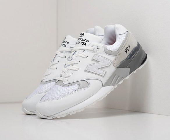 New Balance 999 белые