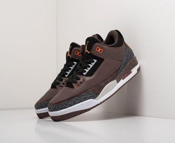 Nike Air Jordan 3 brown
