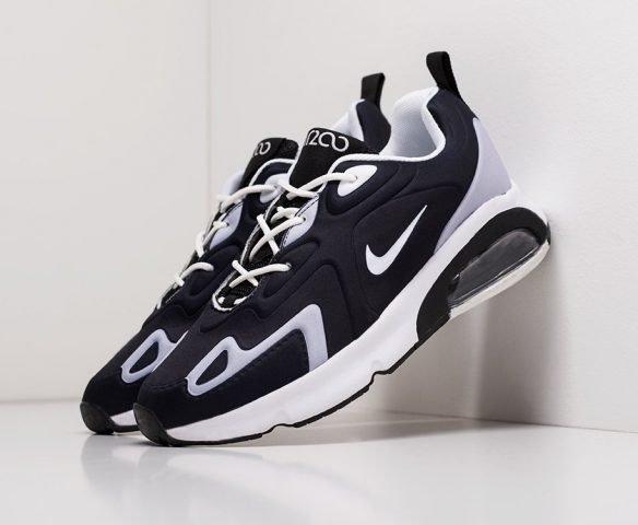 Nike Air Max 200 black-grey