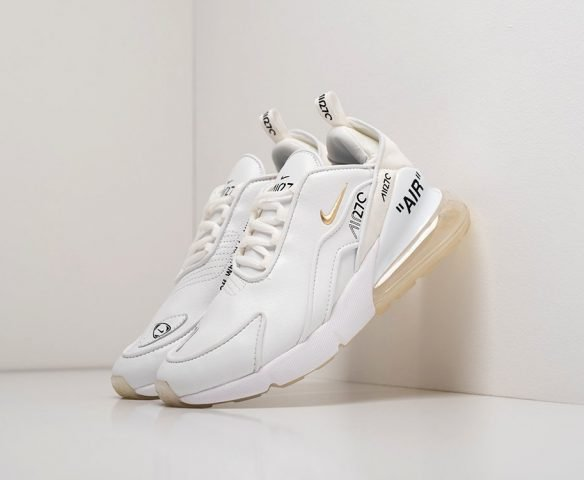 Nike Air Max 270 leather white