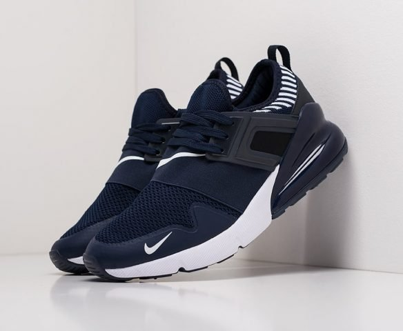 Nike Air Max 270 leather blue