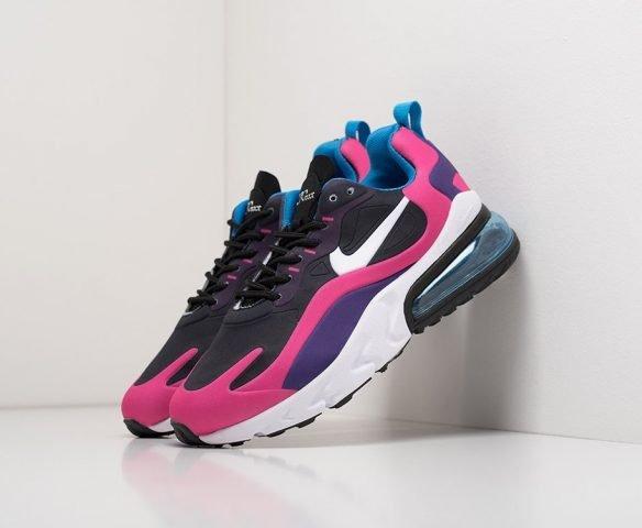 Nike Air Max 270 React разноцветные