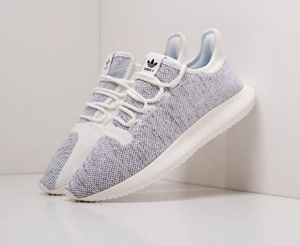 Adidas Tubular Shadow Knit белые