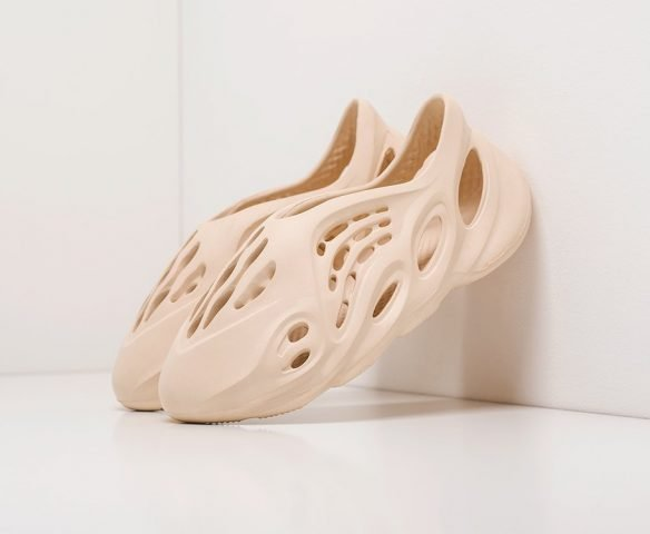 Adidas Yeezy Foam Runner бежевые