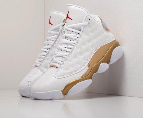 Nike Air Jordan 13 Retro белые