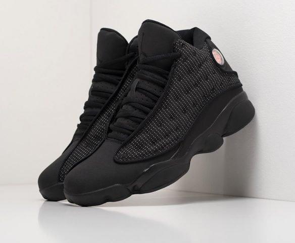 Nike Air Jordan 13 Retro черные