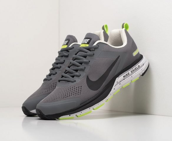 Nike Air Pegasus +30 серые
