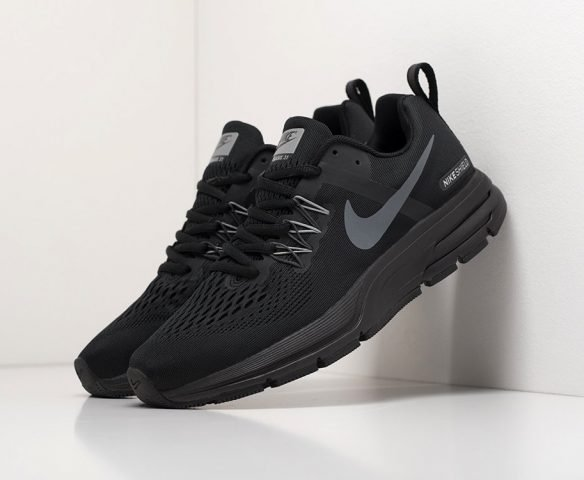 Nike Air Pegasus +30 black (черные)