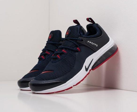 Nike Air Presto 2019 темно-синие